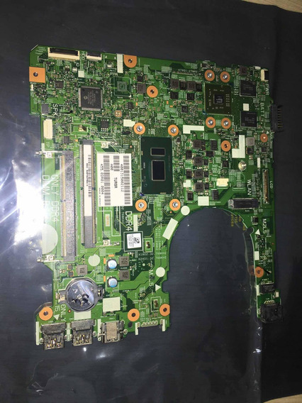 Placa Mãe Dell 3567 3576 I5 8250u Video R5 M520 17841-1