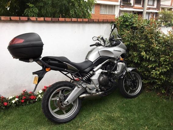 Kawasaki Versys 650 - Llantas Nuevas