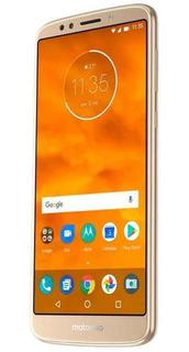Celular Motorola E5 De 16 Gb Dorado. Usado