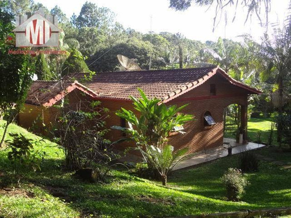 Sítio Com 08 Dormitórios À Venda, 22000 M² Por R$ 1.550.000 - Zona Rural - Pinhalzinho/sp - Si0038