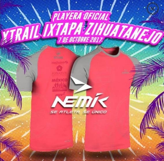 Playera Nemik X Trail Ixtapa Talla M