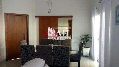 Casa De Condomínio Com 3 Dorms, Residencial Village Damha Rio Preto Ii, São José Do Rio Preto - R$ 679.000,00, 190m² - Codigo: 4078 - V4078