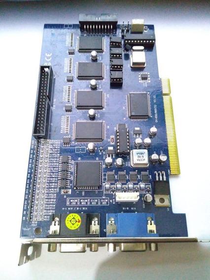 Placa Captura Cameras Gv-650/800(s) V.3.53 -cod:000063