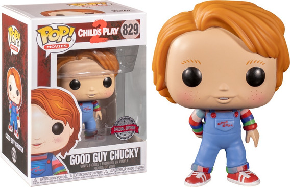 Funko Pop! Ad Good Guy Chucky 829 Exclusivo Hot Topic