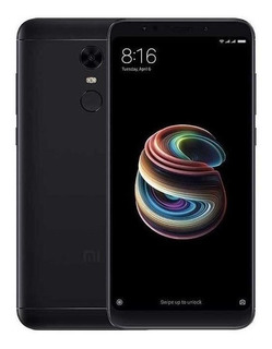 Xiaomi Redmi 5 Plus Dual SIM 64 GB Preto 4 GB RAM