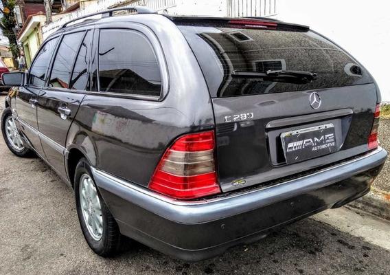 Mercedes-benz C280 Touring, Impecável, Td Funcionando...