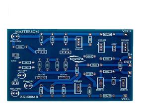 Placa Para Montar Amplificador 1500w Rms 2sc5200/ 2sa1943