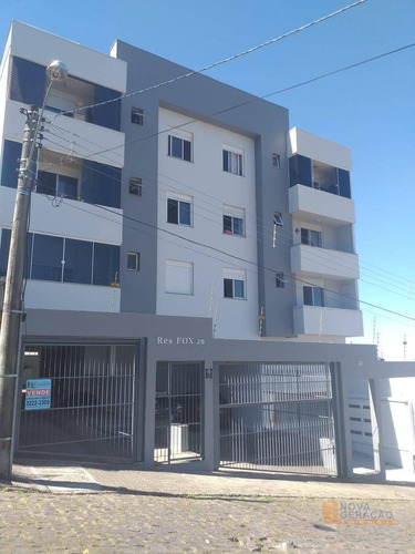 Imagem 1 de 8 de Apartamento À Venda, 48 M² Por R$ 140.000,00 - Ana Rech - Caxias Do Sul/rs - Ap0619