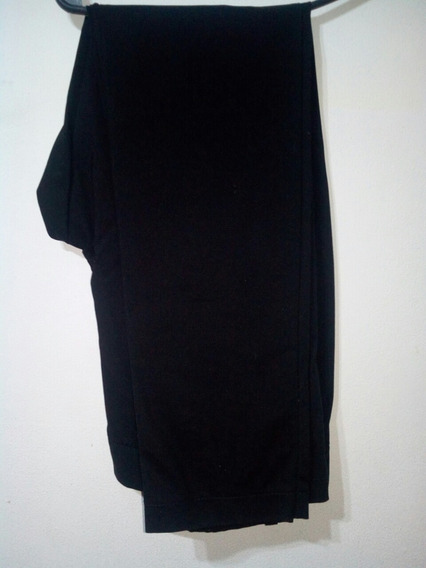 Pantalon De Vestir Ona Saez Negro