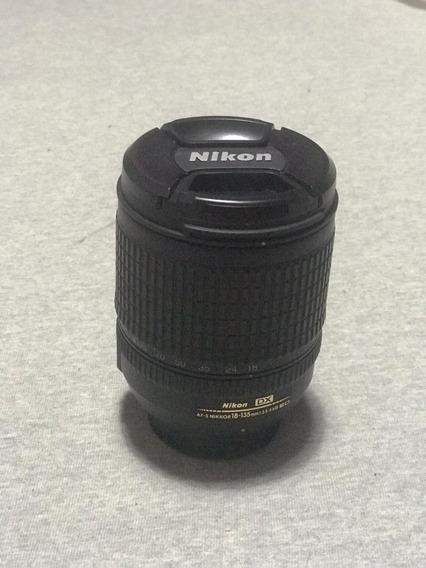 Lente Nikon Afs 18 105mm F 3.5 5.6g Ed Dx