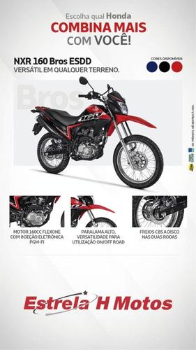 Consórcio Solução - Honda Nxr 160 Bros Esdd