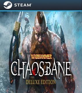 Warhammer: Chaosbane Deluxe - Steam / Entrega Inmediata