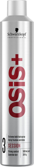 Osis+ Laca Session Ext Fuerte 500ml
