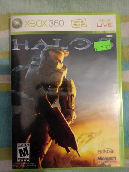 Jogo Halo 3 Xbox 360