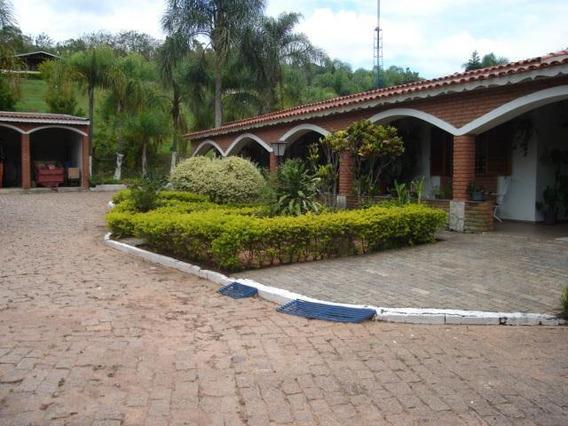 Sítio 4 Dormitórios À Venda, 242000 M² Por R$ 2.700.000 - Caxambu - Jundiaí/sp - Si0001