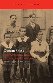 Los Hermanos Rajk, Duncan Shiels, Acantilado