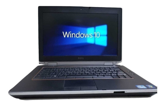 Notebook Dell E6430 - Core I5 3ª Geração 8gb Hd 500gb Win10