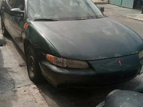 Pontiac Grand Prix Se Sedan Mt 1999