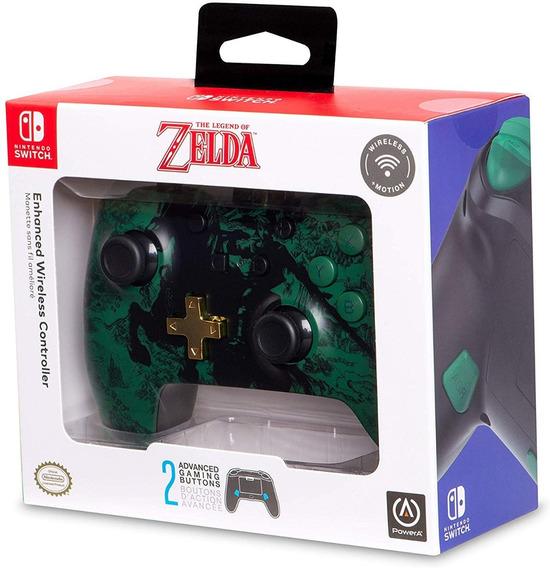 Controle: Legend Of Zelda (wireless) - Switch