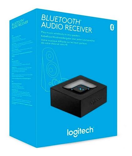 Imagen 1 de 4 de Adaptador Logitech Audio Bluethooth Aux 3.5mm Usb Adaptador