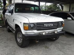 Toyota Landcruiser 1984 4x4 Excelentes Condiciones