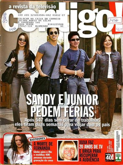 Cl Contigo 1456 * Sandy & Junior * Xuxa * Winits * Pillar