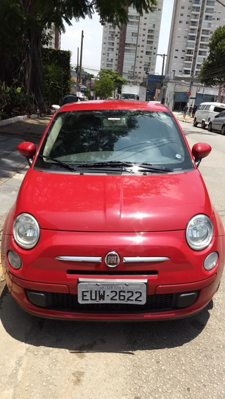 Fiat 500 Cult 1.4 Flex Impecavel