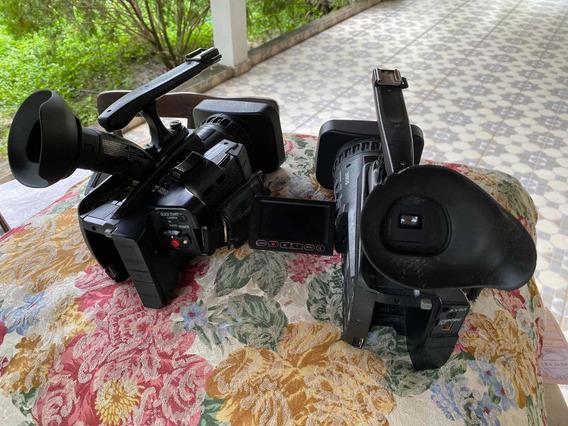 Filmadora Panasonic Hmc 40