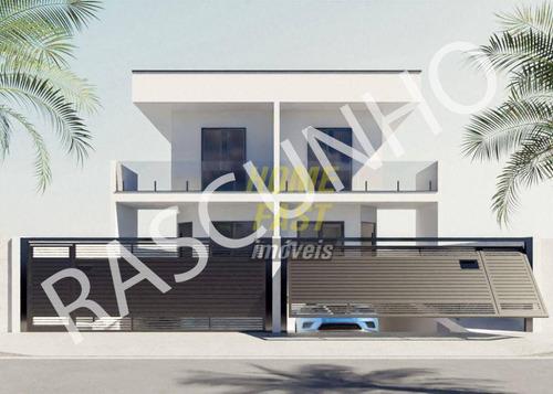 Imagem 1 de 5 de Sobrado Com 3 Dormitórios À Venda, 90 M² Por R$ 590.000,00 - Jardim Paulista - Guarulhos/sp - So0953