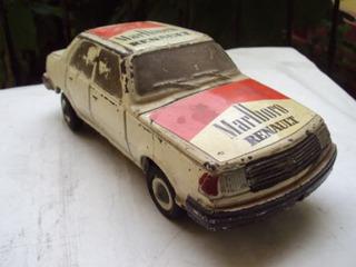 Renault 18 Rally Duravit Nro 39 Antiguo Juguete Publicidad