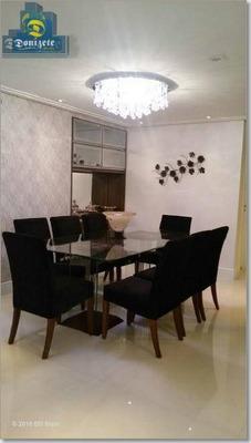 Apartamento Com 3 Dormitórios À Venda, 116 M² Por R$ 850.000 - Jardim - Santo André/sp - Ap7381