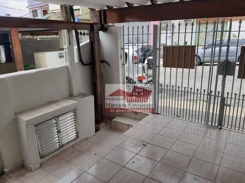 Imagem 1 de 30 de Casa Com 4 Dormitórios À Venda, 125 M² Por R$ 310.000,00 - Vila Brasilina - São Paulo/sp - Ca1244