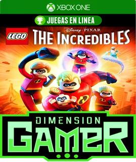 Lego The Incredibles - Xbox One - N Codigo