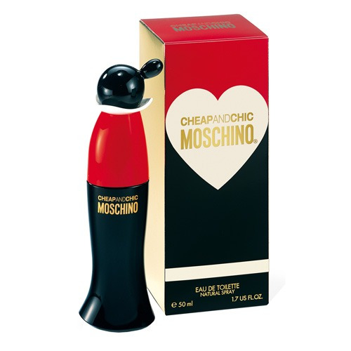 Cheap And Chic Moschino - Perfume Feminino - Eau De Toilette 100ml