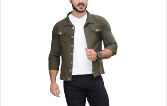 Jaqueta Masculina Preta Jaqueta Homem Casaco Moda Moderno