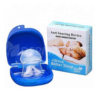 Retenedor De Lengua Anti Ronquido Reduce Apnea Obstructiva