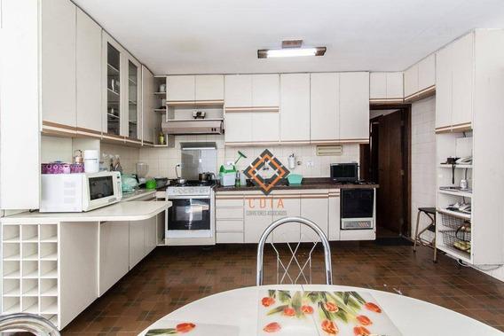 Casa Residencial À Venda, Perdizes, São Paulo - Ca2072. - Ca2072