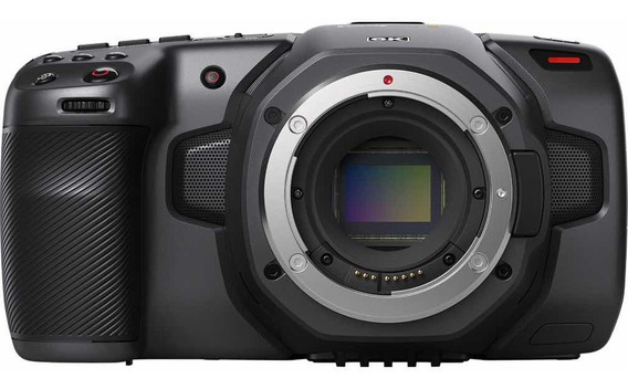 Blackmagic Pocket Cinema 6k - Com Nota 2 Anos Garantia