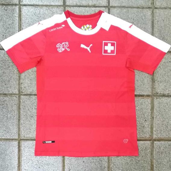 Camiseta Seleccion Suiza
