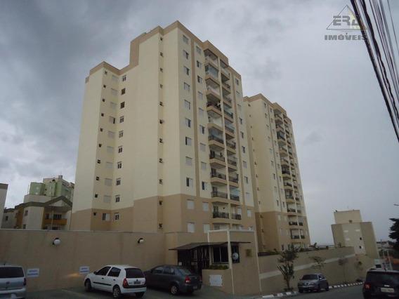 Apartamento Mobiliado Para Locação, Jordanópolis, Condomínio Arujá Clube, Arujá. - Ap0192