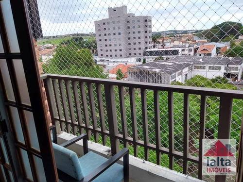 Imagem 1 de 13 de Apartamento Com 2 Dormitórios À Venda, 89 M² Por R$ 290.000,00 - Bel Recanto - Taubaté/sp - Ap0008