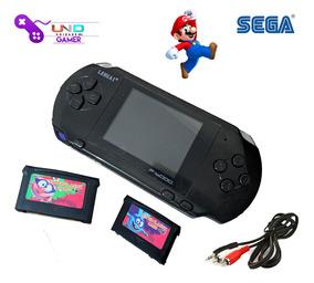 Mine Game Portátil P-6000 128 Biits Jogos Da Sega