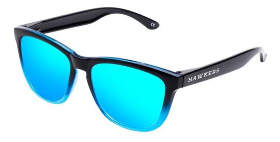 Lentes De Sol Hawkers - Fusion Clear Blue