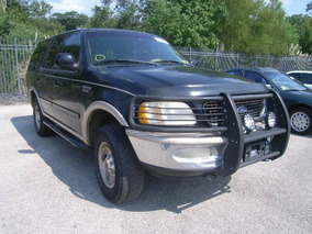 Ford Expedition 1998 Chocada Se Vende Completa O En Partes