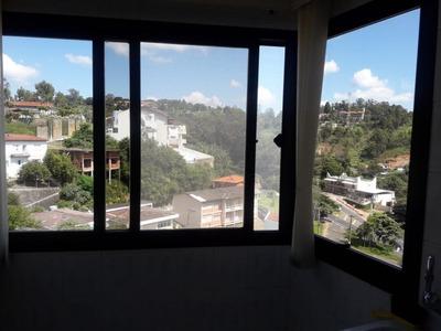 Apartamento Com 2 Dormitórios À Venda, 90 M² Por R$ 425.000 - Estância Suiça - Serra Negra/sp - Ap19392