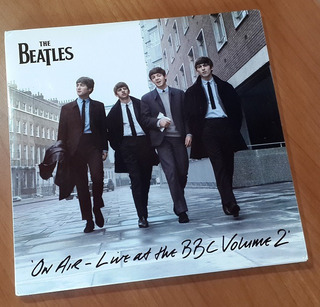The Beatles Live At The Bbc Vol. 2 (3 Viniles)
