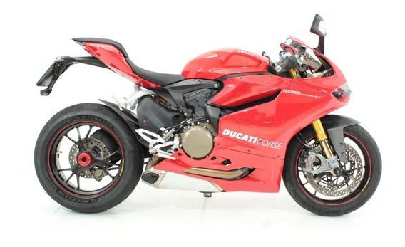 Ducati Superbike 1199 Panigale S 2014 Vermelha