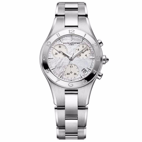 Reloj Baume & Mercier Linea Cronografo Zafiro 10012 Ghiberti