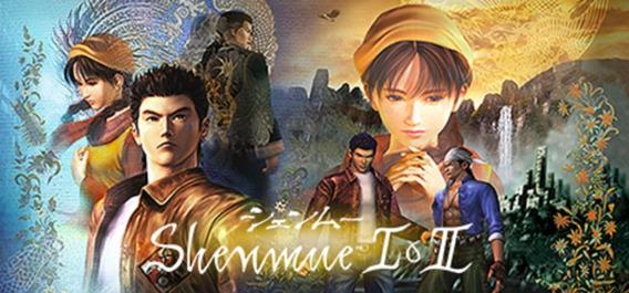 Shenmue I & Ii - Steam Download - Steam Key Original
