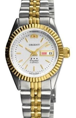 Relógio Orient Feminino Automatico -  559tr009 R3sr